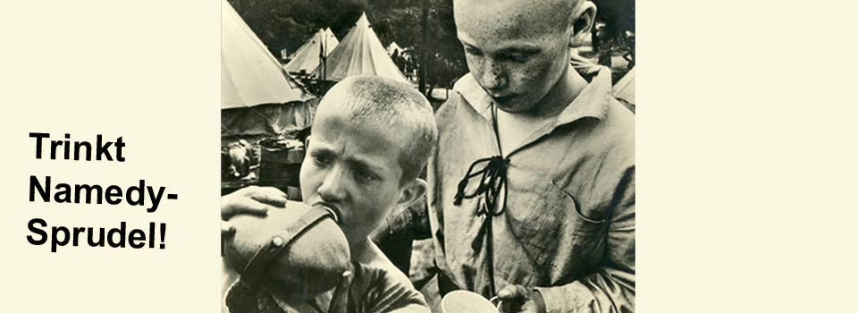 Kinderrepublik Namedy 1931